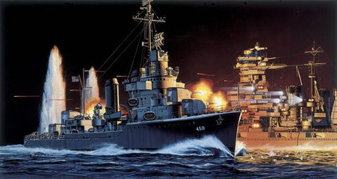 Dragon Model Ships 1/350 USS Laffey DDG459 Benson Class Destroyer 1942 Smart Kit