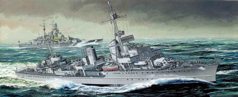 Dragon Model Ships 1/350 German Z39 Destroyer Re-Issue Smart Kit