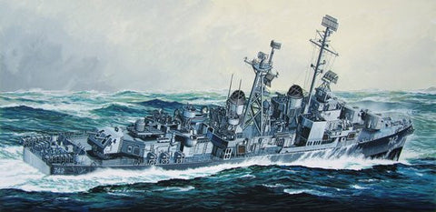 Dragon Model Ships 1/350 USS Frank Knox DD742 Gearing Class Destroyer Smart Kit