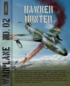 Lanasta Warplane 2: Hawker Hunter