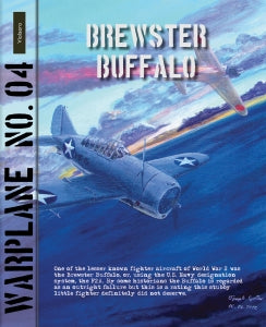 Lanasta Warplane 4: Brewster Buffalo