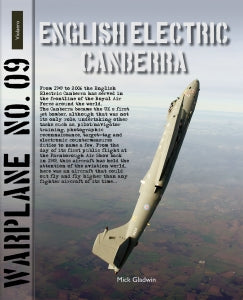Lanasta Warplane 9: English Electric Canberra