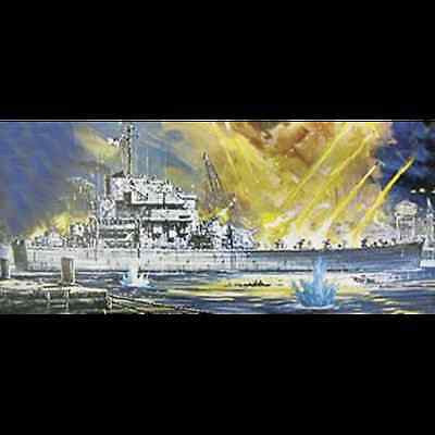 Lindberg Model Ships 1/168 USS Carronade Inshore Fire Support Ship Kit