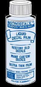 Microscale Micro Liquid Decal Film 1 Ounce Bottle