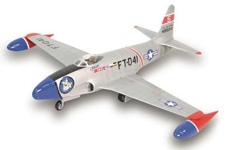 Lindberg Model Aircraft 1/48 F80C Shooting Star US Fighter Kit