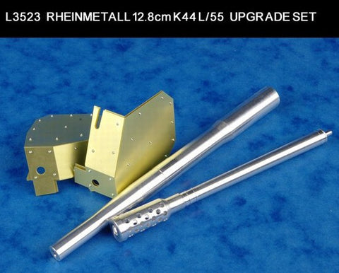 Lion Roar Details 1/35 Upgrade Set for WWII German Rheinmetall 12.8cm K44 L/55 Gun