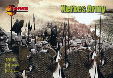 Mars Military 1/72 Xerxes Army (48) Kit