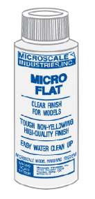 Microscale Micro Coat Flat 1 Ounce Bottle