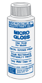 Microscale Micro Coat Gloss 1 Ounce Bottle