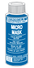 Microscale Micro Mask 1 Ounce Bottle