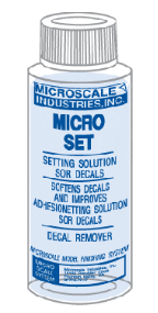 Microscale Micro Set 1 Ounce Bottle