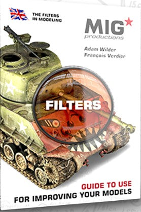 MIG Books - The Filters in Modeling Book: Guide To Use For Improving Your Models
