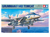 Tamiya Aircraft 1/48 Grumman F-14D  Multi-Role Fighter Kit