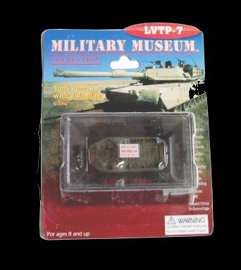 Pegasus Military 1/144 AAV7 USMC 2002 W.O.T. Afghanistan Tank (Assembled)