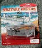 Pegasus Military 1/144 LCM3 USN Landing Craft (Assembled)