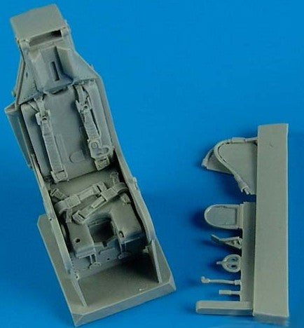 Quickboost Details 1/32 A4 Ejection Seat w/Safety Belts