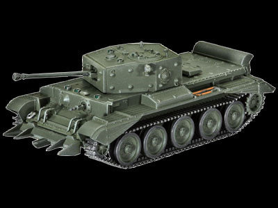 Revell Germany Military 1/72 Cromwell Mk IV Tank Kit