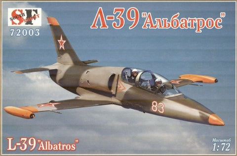 South Front 1/72 L39 Albatros 2-Seater Soviet Aircraft Kit