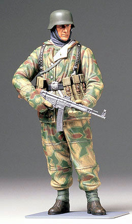 Tamiya Military 1/16 WWII German Infantryman Kit