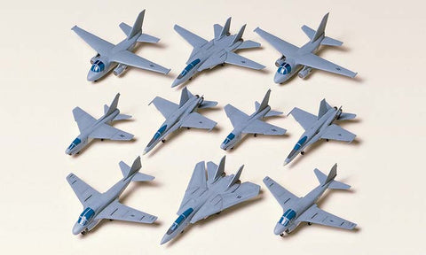 Tamiya Model Ships 1/350 US Navy Aircraft #1 Kit