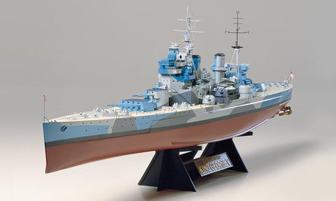 Tamiya Model Ships 1/350 HMS King George V Battleship Kit