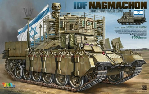 Tiger Military Models 1/35 IDF Nagmachon Doghouse Late APC Kit