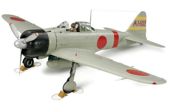 Tamiya Aircraft 1/32 A6M2b Model 21 Zeke Zero Fighter Kit