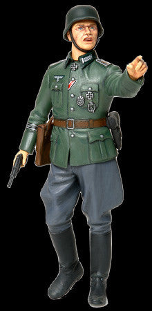 Tamiya Military 1/16 WWII German Field Commander Kit