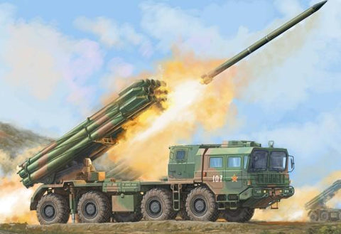 Trumpeter Military 1/35 Chinese PHL03 Multiple Launch Rocket System (New Variant) Kit