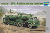 Trumpeter Military Models 1/35 Chinese DF21 Ballistic Missile Launcher on Truck Kit