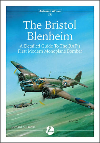 Valiant Wings - Airframe Album 5: The Bristol Blenheim