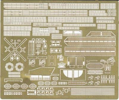 White Ensign Details 1/350 USS Oliver Hazard Perry Class Frigate Ship Detail Set