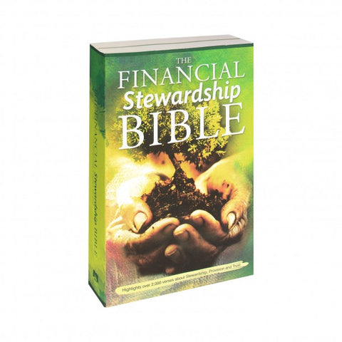 The Financial Stewardship Bible - English