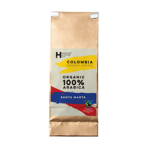 Hoxton Coffee - Fairtrade Organic Colombia Coffee