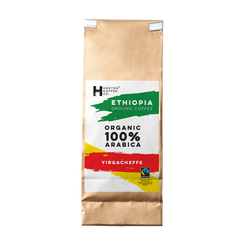 Hoxton Coffee - Fairtrade Organic Ethiopia Coffee