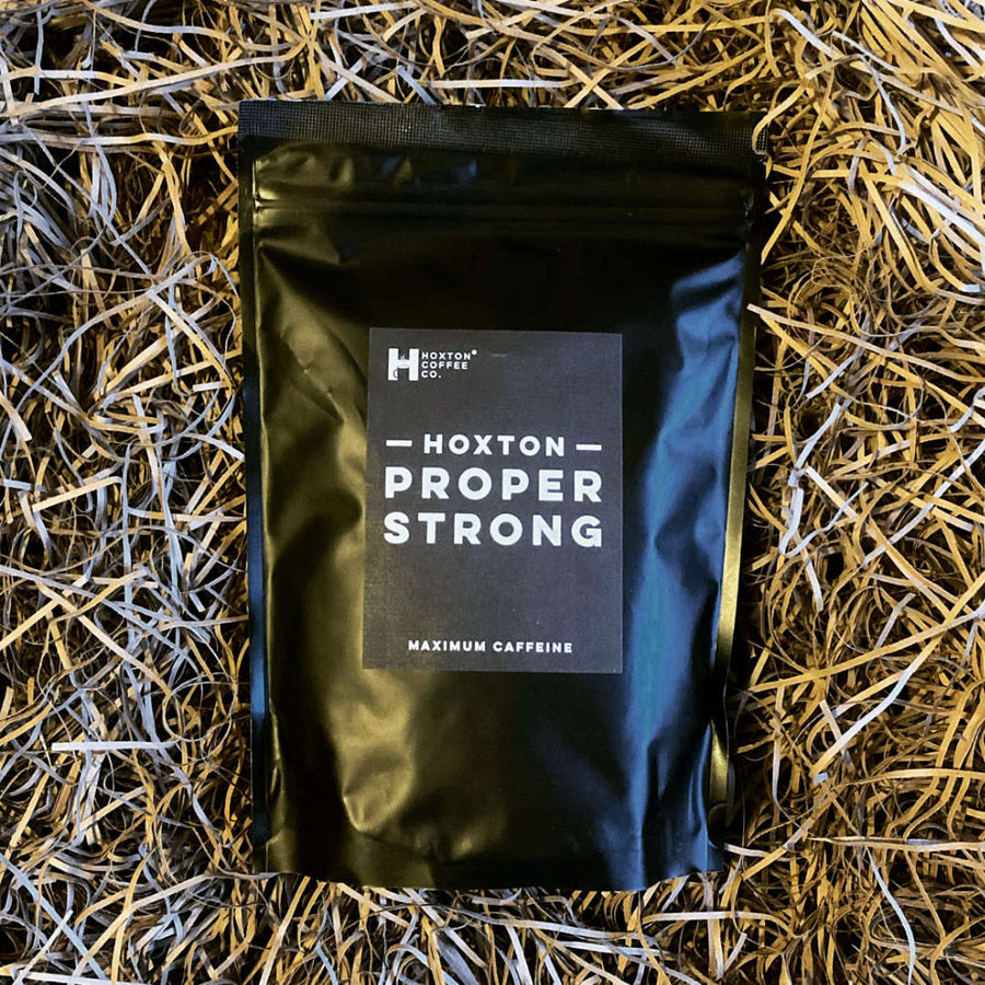 Hoxton Proper Strong Coffee