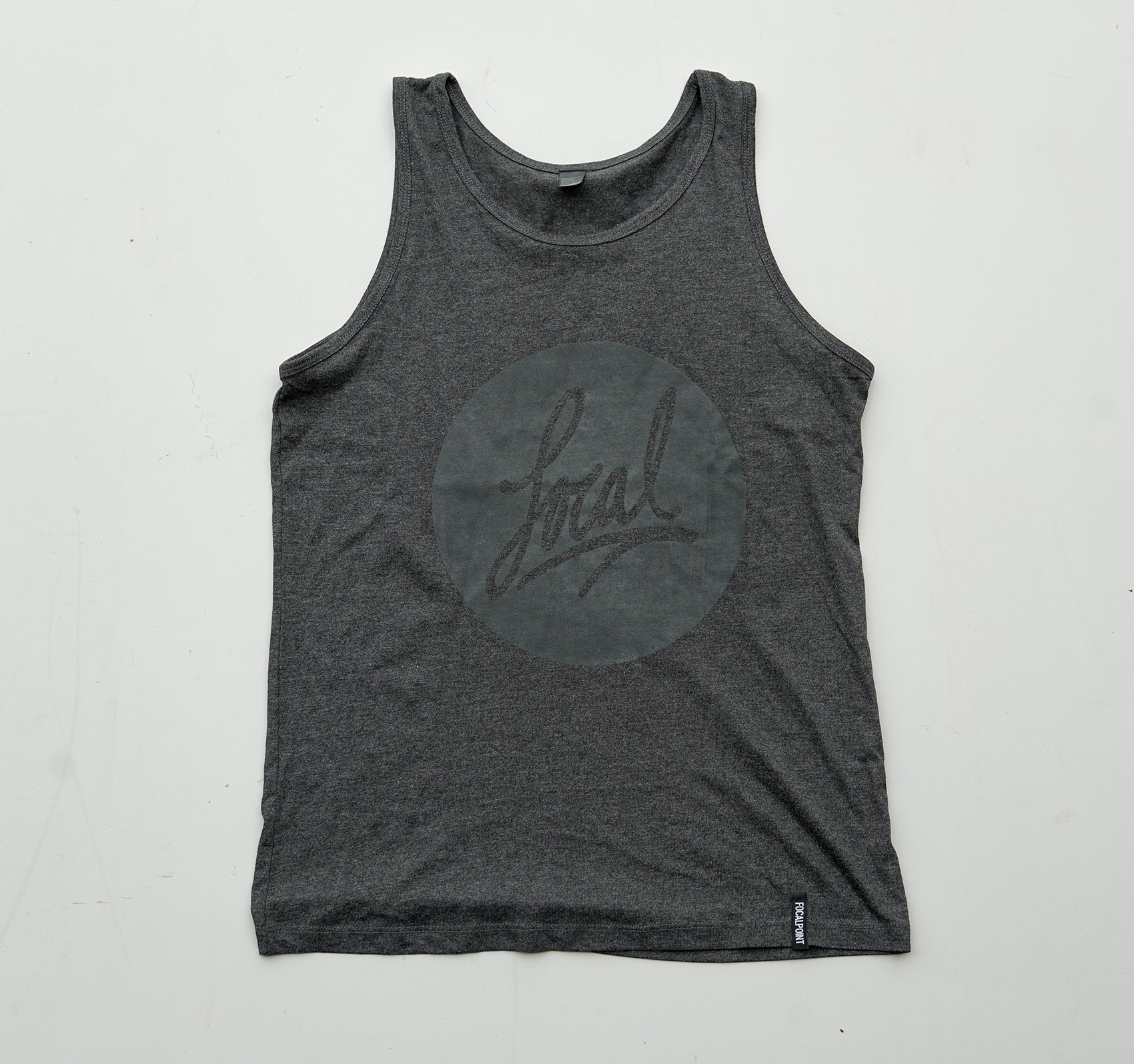 Sealed Singlet (Charcoal)