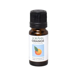 LORANN ORANGE Pure Essential Oil 1/3 oz.