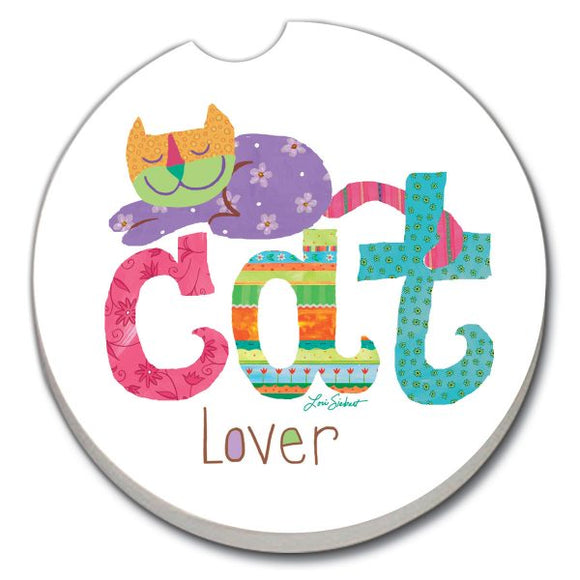 Car Coaster Cat Lover Coaster