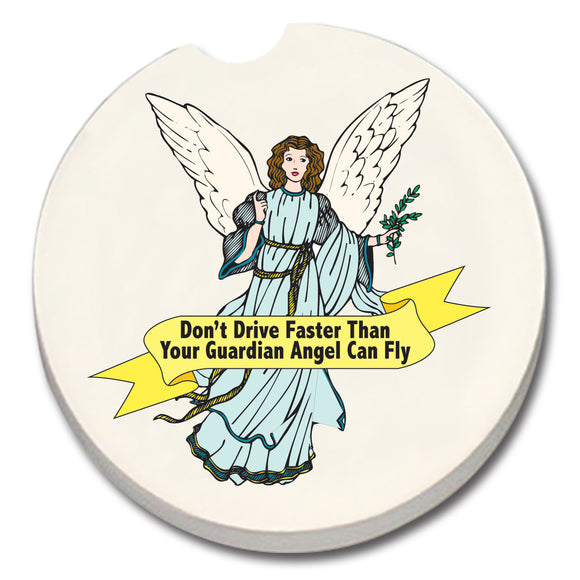 Car Coaster GUARDIAN ANGEL