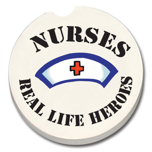 Car Coaster Nurses- Real Life Heroes