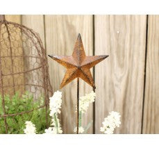 "Star Yard Pick 3.5"" x 15"" - Fort Valley Bob's Simple Man Store"