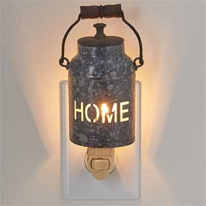 Home CANASTER Night Light by Park Designs