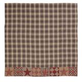 VHC Shower Curtain DAWSON STAR