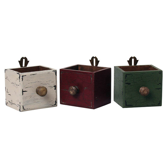 Vintage Stacking Boxes (Assorted)