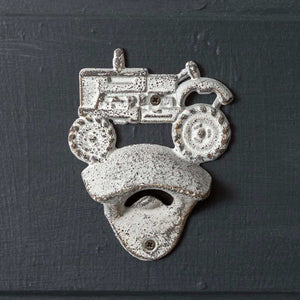 Tractor Wall Mount Bottle Opener