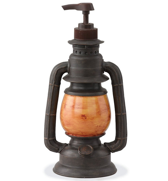 Lotion Soap Dispenser - Old Lantern