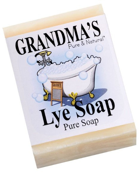 Grandma's Lye Soap - Fort Valley Bob's Simple Man Store
