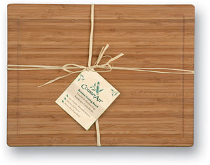 Cutting Board Counter Art Bamboo - Fort Valley Bob's Simple Man Store