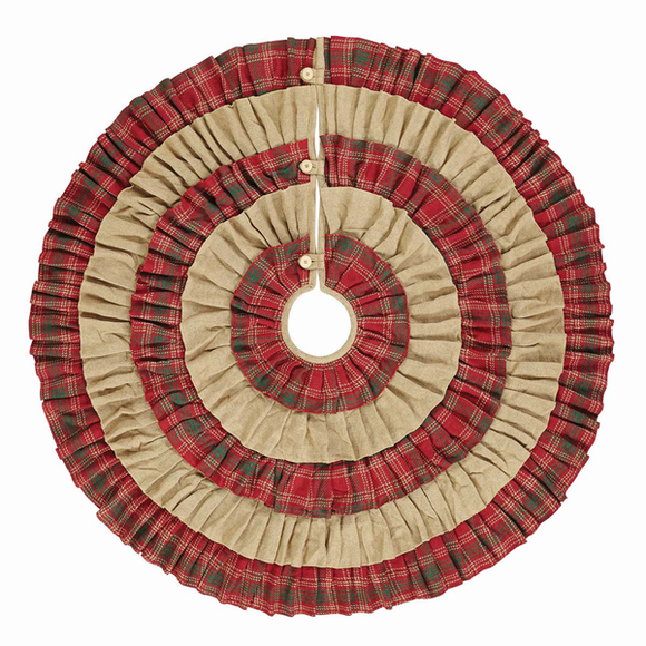 WHITTON TREE SKIRT 48